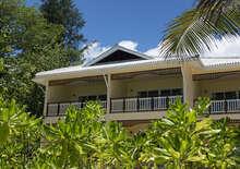 Seychelle-szigetek / Acajou Beach Resort Hotel**** / Praslin
