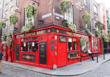 Írországi kitekintő sör és whiskey kóstolókkal