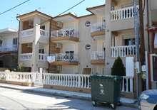 Spanos Apartmanház