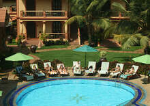 India - Goa /  Resort Terra Paraiso***