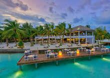 Kurumba Maldives 5* repülőjeggyel