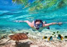 Maldív-szigetek / Sun Aqua Vilu Reef*****