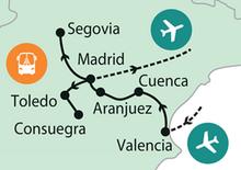 Spanyol királyi városok