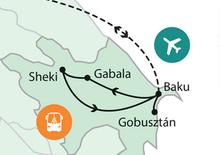 A tűz országa, Azerbajdzsán