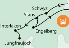 Híres felvonókon Svájcban