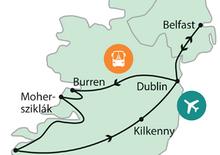Az ír sziget meghódítása