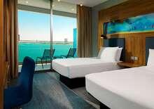 Aloft Palm Jumeirah Hotel 4* repülőjeggyel