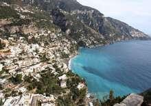 A Vezúvtól az Amalfi partokig - repülővel 2021