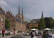 Koppenhága, Malmö és Roskilde 2021