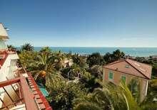 Hotel Nyala**** - Nyaralás Sanremo-ban
