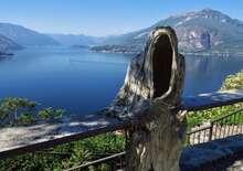 A Comói-tó villái és Milánó