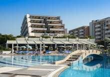 Savoy Beach Hotel***** - Nyaralás Bibione-ban