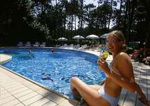 Hotel Alemagna **** - Nyaralás Bibione-ban