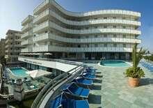 Waldorf Palace Hotel **** - Nyaralás Cattolica-ban