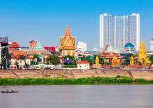 Vietnám-Kambodzsa körutazás repülővel