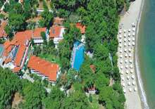 Hotel Porfi Beach *** Nyaralás Nikiti-ben