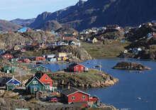 Eszkimók között Grönland hómezőin
