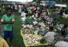 Pápua Új-Guinea felfedezése Goroka fesztivál idején